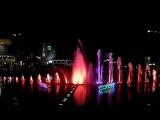 Цветной фонтан в Ессентуках