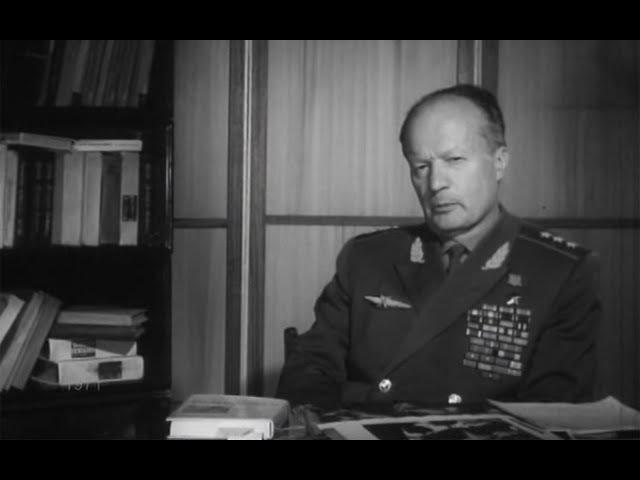 Воспоминания Н.П.Каманина о космосе (1971)