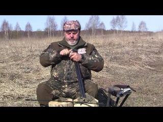 Охотничий Мастер класс от А до Я - Чистка охотничьего оружия