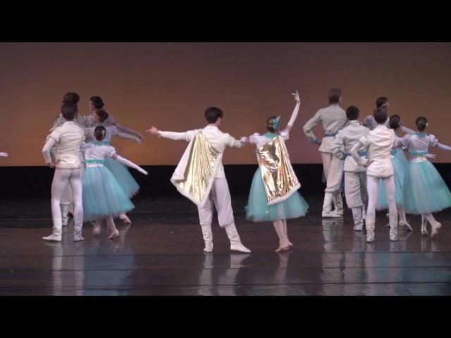 Отчетный концерт КГХУ 12 июня 2016 года, часть 1
