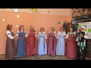 Фольклорно-театральный коллектив «Сударушка» - РНП «Ой вы гостьюшки»