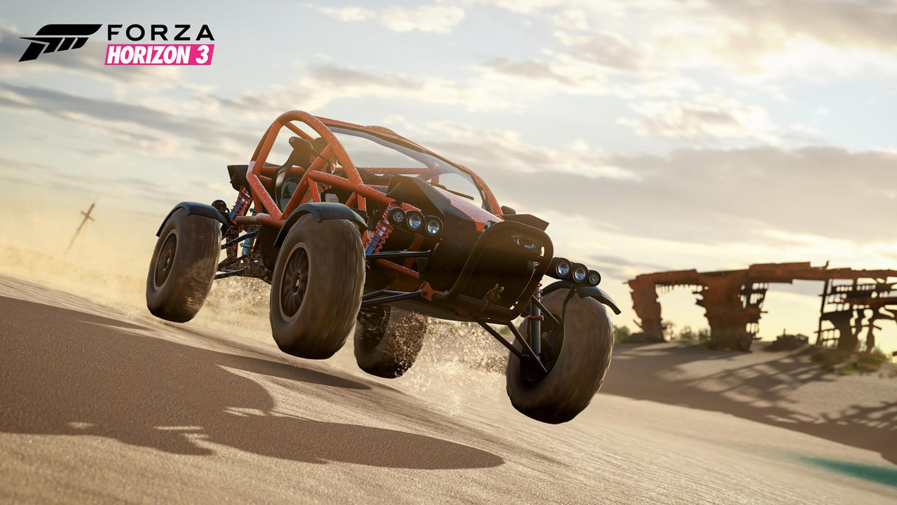 Forza Horizon 3 (2016) PC - Скриншот 2