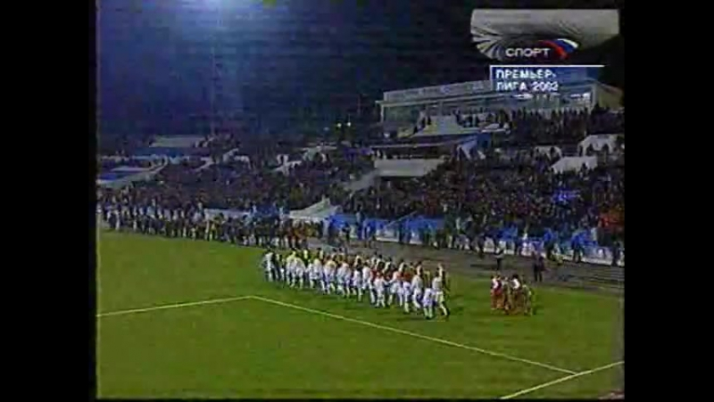 ЦСКА(Москва) - обзор сезона 2002