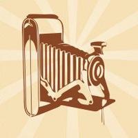 Логотип Самарский Музей Фотографии «Фото-История»