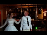 Первый танец молодой семьи Руденко