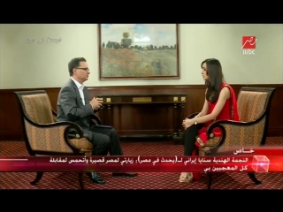 Фрагмент интервью Санайи Ирани
