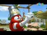 Соник Бум / Sonic Boom 1 сезон 40 серия - Телевойны (Карусель)