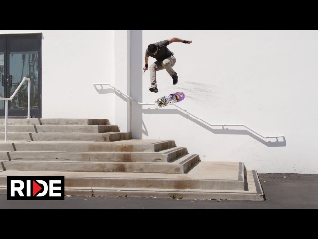 Laser Flip Triple Set BATTLE Christian Flores