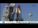 STS 133 The Final Launch of Space Shuttle Discovery including T 5 hold