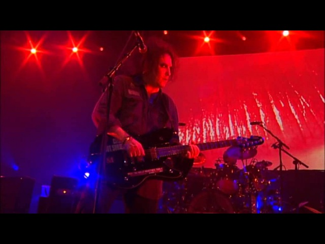 THE CURE - THE KISS Royal Albert Hall 04-01-2006 (Proshot)