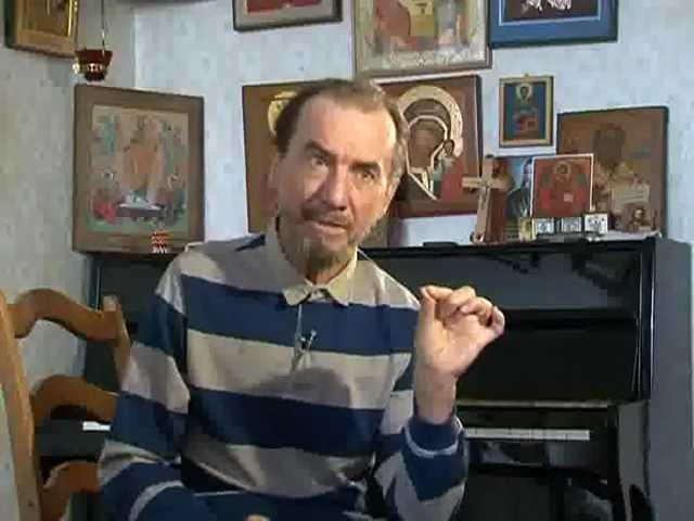 Виктор Захарченко. Портрет на фоне хора. Часть вторая