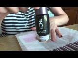 Свотч лаков для ногтей The One, лимитированная серия