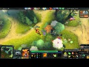 Dread's stream. Dota 2 Legion Commander, Undying, Pudge Wars  11.04.2016.[2]
