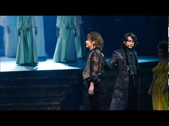 Mozart, lopéra rock Japanese cast 2013