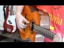Александр Ефременко гитарист виртуоз Уроки игры на гитаре Постановка рук