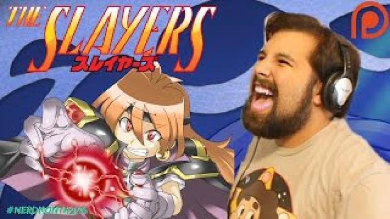 Slayers - Give a Reason [ENGLISH] - Caleb Hyles