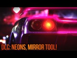 Need for Speed 2015 DLC Update NEONS, WRAP EDITOR MIRROR &amp more!
