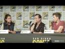 Orphan Black Clone Improv San Diego Comic Con 22 07 2016