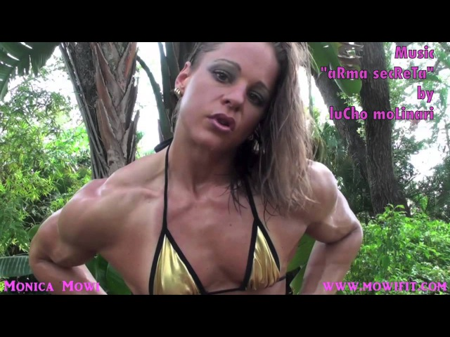 Jungle Girl 1 Monica Mowi - Music aRma seCreTa by luCho moLinari