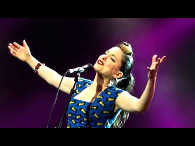 IMELDA MAY Your Sister Can't Twist But She Can Rock 'N' Roll