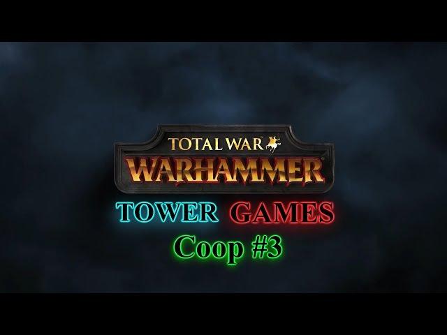 WARHAMMER Total War 3- КУЧКА ГНОМОВ