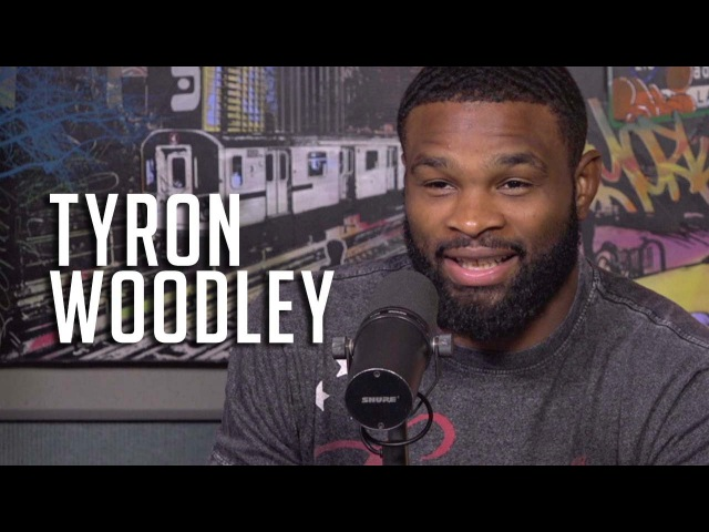 Tyron Woodley Talks Lawler Fight, Miesha and Brock's Performance at UFC 200 w/ Peter Rosenberg