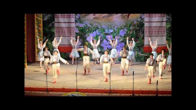 НАТ Барвінок, випуск 2016, Закарпатський танець