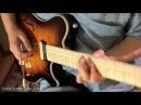Music Man Axis Super Sport Semi Hollowbody electric guitar review demo