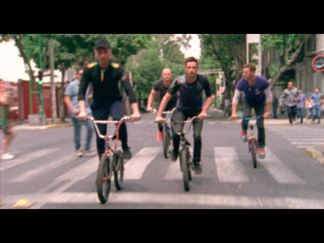 Coldplay A Head Full Of Dreams Official Video