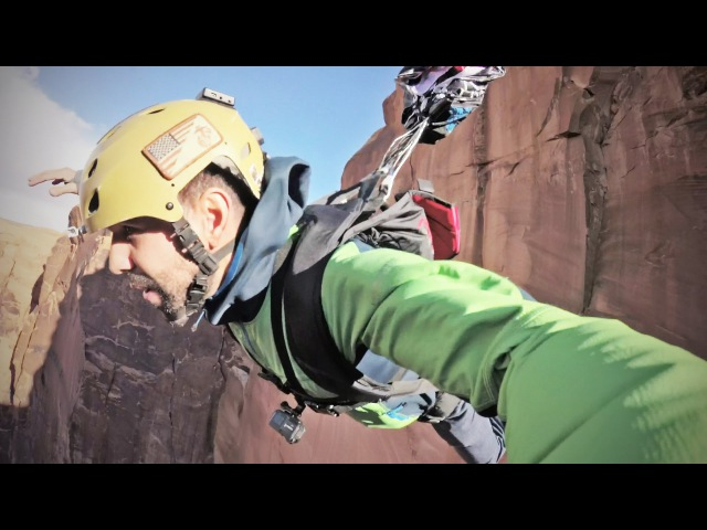 Garmin VIRB XE Прыжки со скалы в Моаби