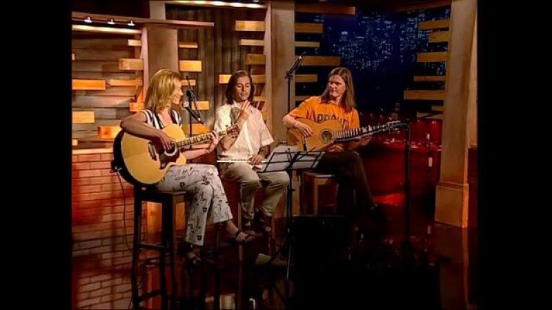 Екатерина Болдырева в программе К нам приехал канала Ля-Минор 2007 г.