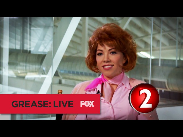 GREASE: LIVE | 3 Ways To Know You're A Pink Lady: Carly Rae Jepsen | FOX BROADCASTING