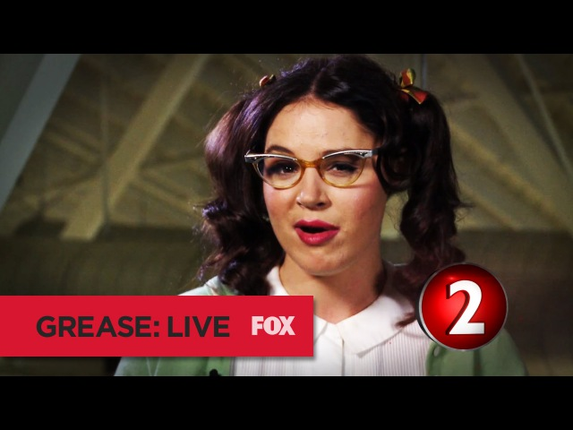 GREASE: LIVE | 3 Ways To Know You're A Pink Lady: Kether Donohue | FOX BROADCASTING