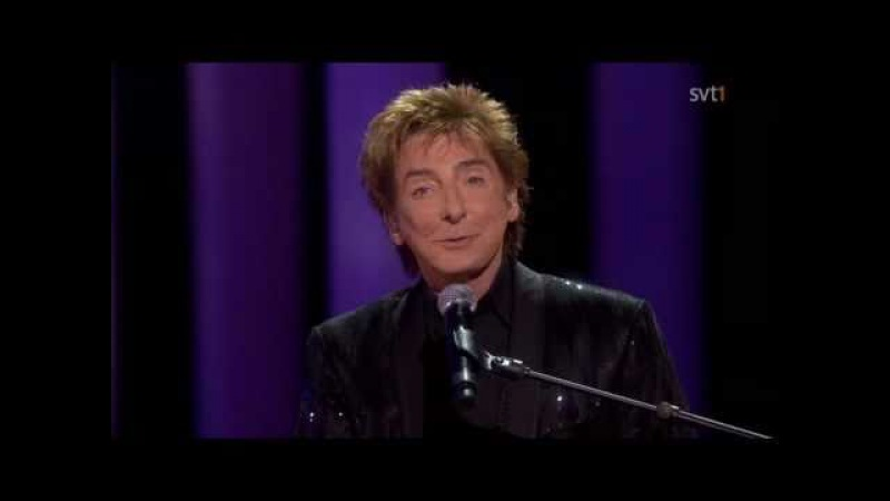 Barry Manilow Can't Smile Without You Live at Nobel Peace Prize Concert 2010