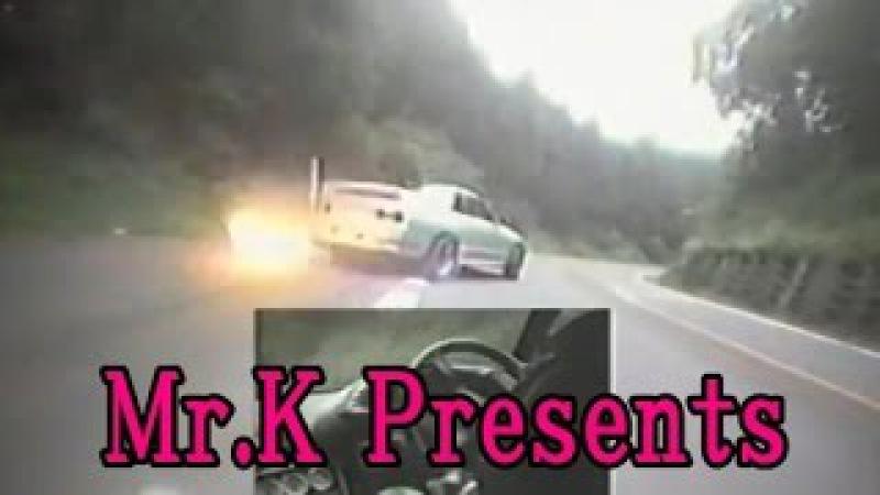 Mr.K Presents R32 GT-R 某峠ドリフト映像 字幕スーパー 【走り屋 JDM】