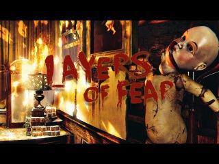 Layers of fear- обзор и прохождение инди-хоррора