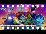 TMNT 2012 - Half shell heroes Blast to the past. Герои в панцирях