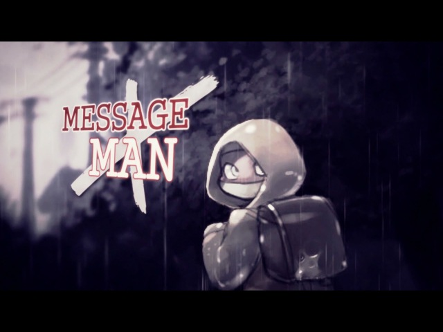Tmnt 2012 - message man.