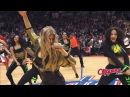Fergie's Surprise L A Love Performance at the Clippers Game
