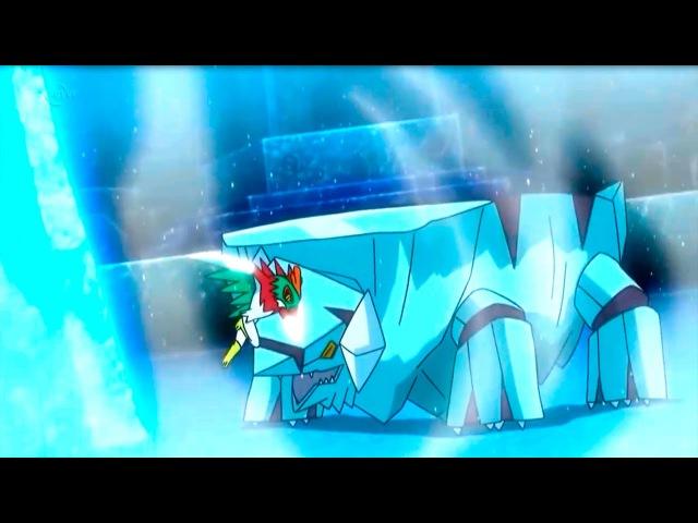 Покемоны 19 сезон 27 серия (озвучка Rayvol)