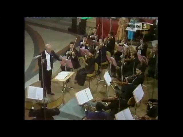 BELLINI Messa di Gloria | Rinaldi, Carral, Palacio, Ferrin, RAI Roma, F.Previtali | video 1975 ®