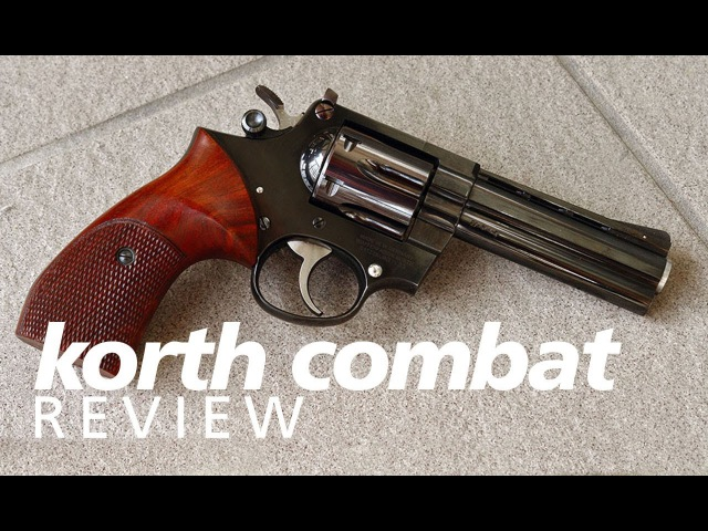 Review: Korth Combat 357 revolver - Worth it?