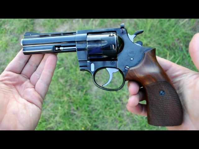 Shooting the Korth Combat revolver - German perfection in 357 Magnum
