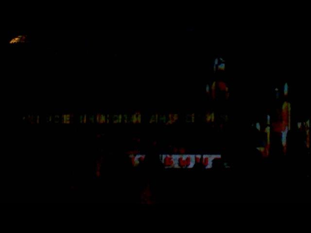 Минута молчания, пл. Славы, Вечный огонь. Самара, 08.05.2016