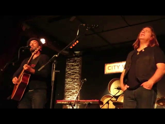 Never Had (live public debut), Alan Doyle Oscar Isaac, City Winery, New York City