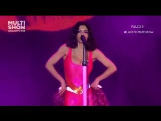 Marina and The Diamonds Bubblegum Bitch (Live at Lollapalooza 2016)