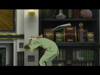 [AniDub] Seikimatsu Occult Gakuin | Оккультная Академия [02] [Ancord]