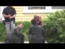 Дженнифер Моррисон Колин О'Донохью и Джош Даллас на съемках в Стивестоне 12 07 2016 г