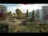 World Of Tanks Как Играть на Арте 8 Фрагов 8к Урона на Bat.-Châtillon 155 58