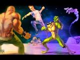 Battletoads &amp Double Dragon The Ultimate Team. SEGA Прохождение  Walkthrough